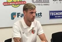 Lorenzo Rosseti, foto da pagina Facebook Ascoli Calcio Fc 1898