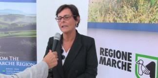 Anna Casini, vicepresidente della Regione Marche
