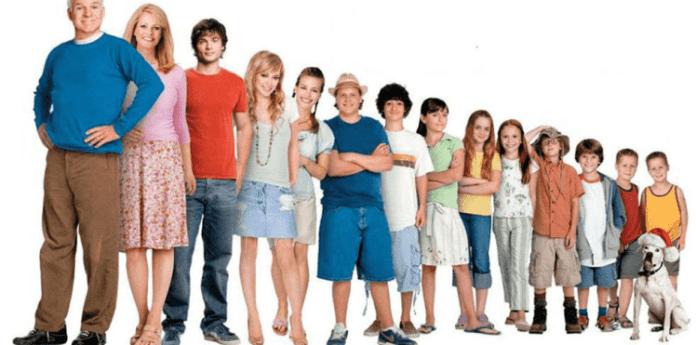 Famiglie numerose