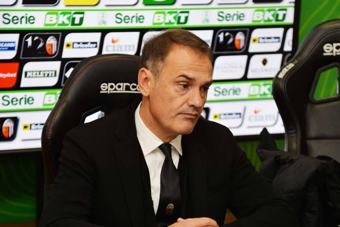 Vincenzo Vivarini, foto da pagina Facebook Ascoli Calcio Fc 1898