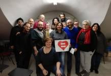 Il coordinamento Marche Pride, foto da ufficio stampa