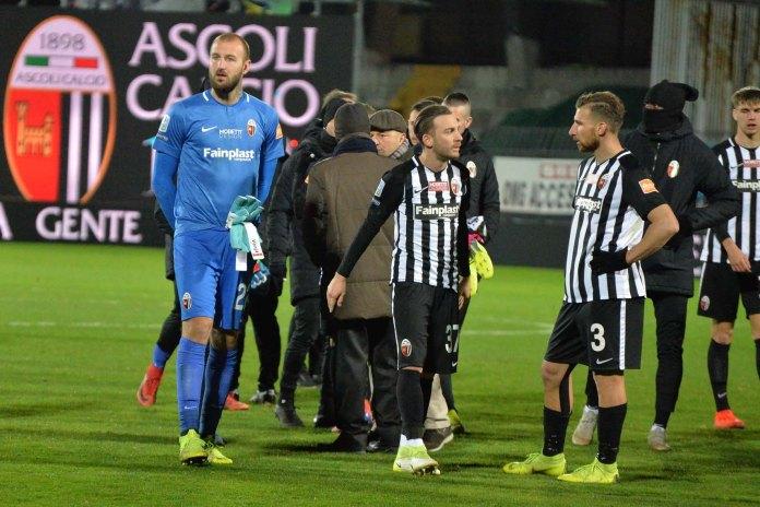 Ascoli Calcio, foto da pagina Facebook ufficiale
