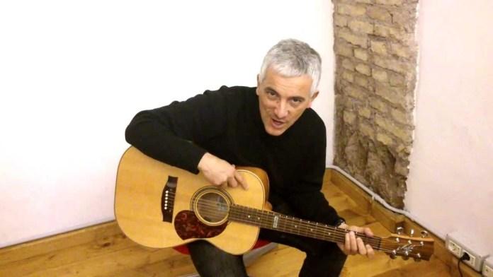 Tony Bungaro a Offida
