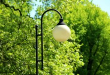 Lampione, foto generica