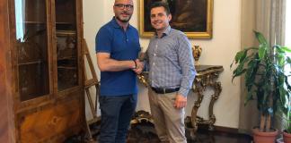 Marco Fioravanti e Massimo_Massetti, foto da ufficio stampa Comune