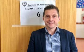 Marco Fioravanti, nuovo sindaco di Ascoli