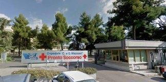 L'ospedale Mazzoni di Ascoli