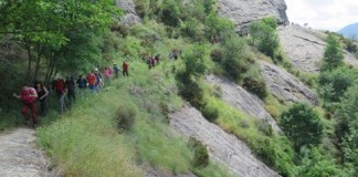 Il sentiero Italia, foto da ufficio stampa