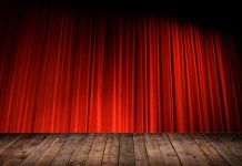 Teatro, foto generica da Pixabay