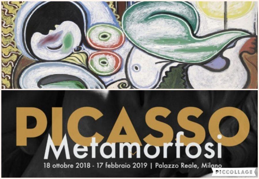 """La mostra """"Metamorfosi"""" di Picasso a Milano visitata con i ragazzi"""
