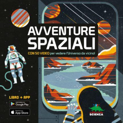 avventure spaziali editoriale scienza