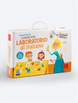 la valigetta del laboratorio di italiano