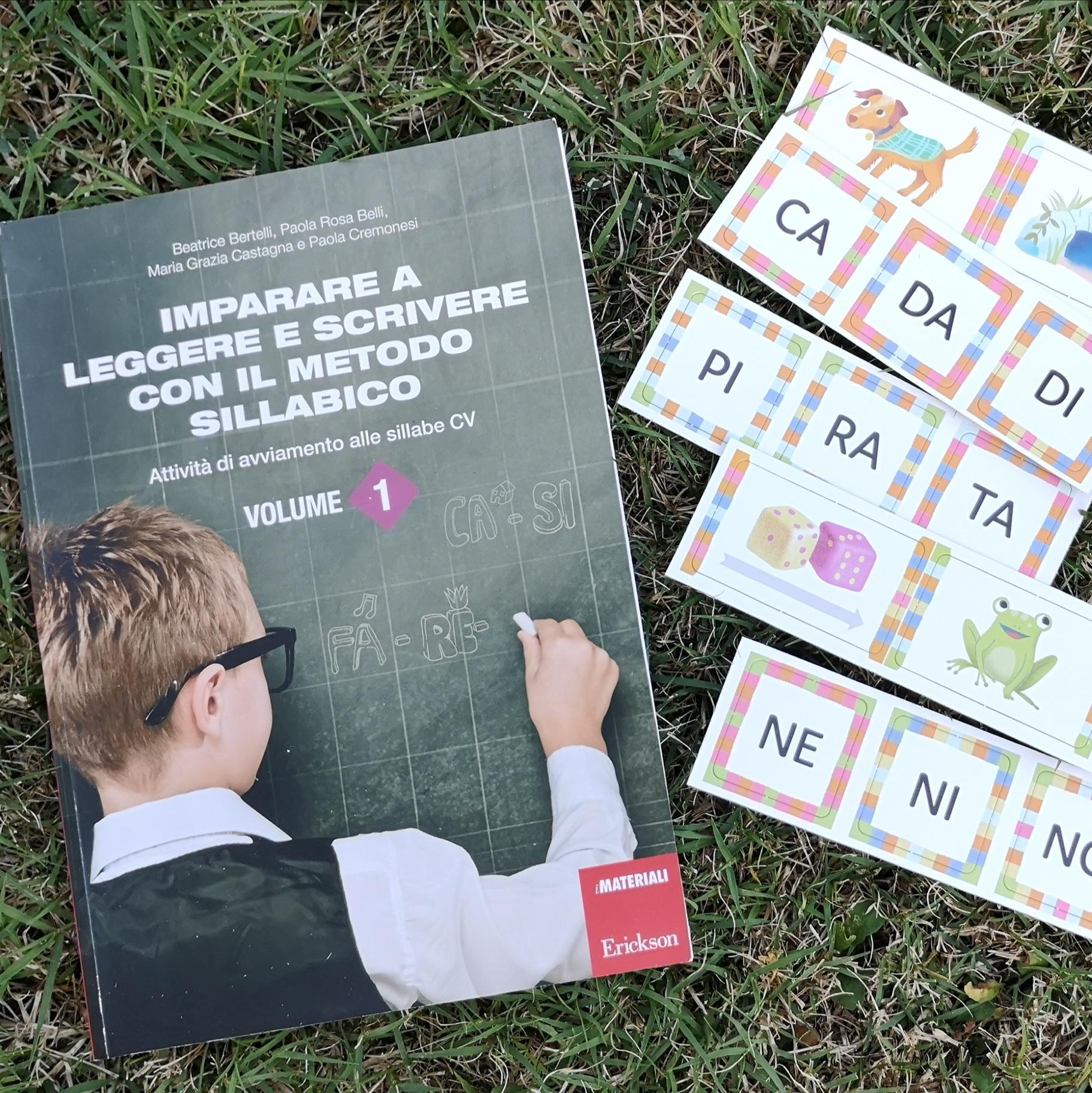 Imparare a leggere e scrivere con il metodo sillabico