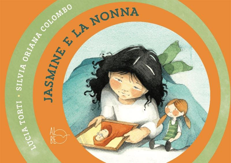Jasmine e la nonna : recensione e attività