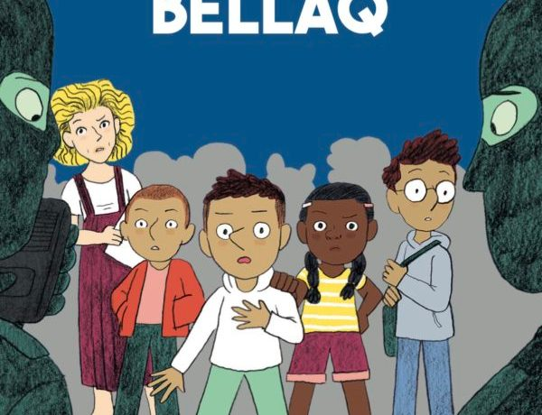Io sono Bellaq Cuvellier