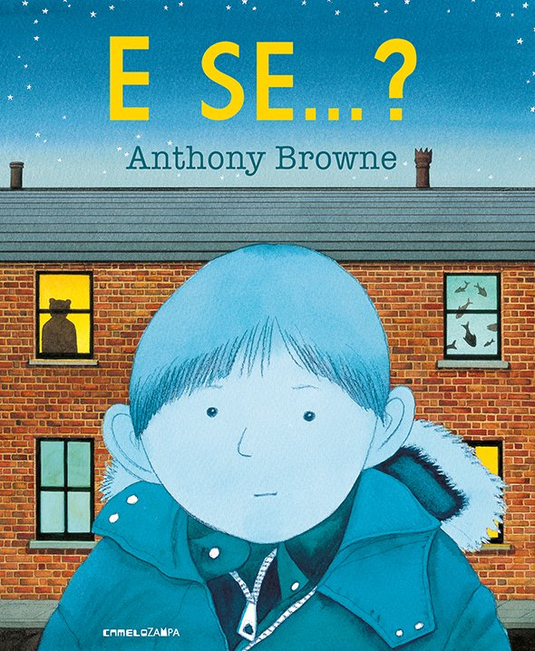 E se… dietro la finestra con Anthony Browne