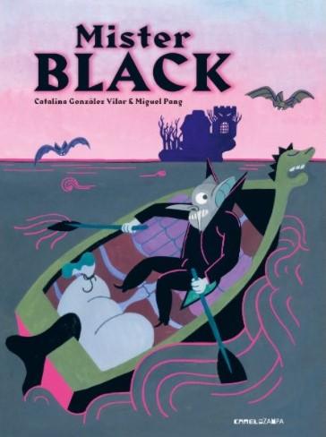 Mister Black camelozampa copertina