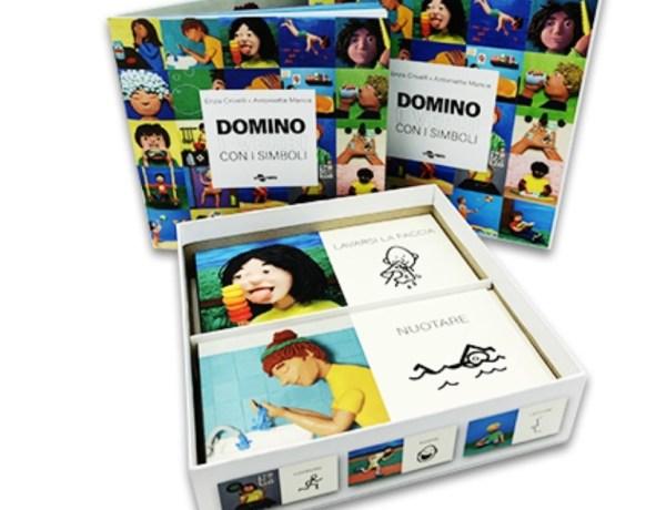 Domino i verbi con i simboli