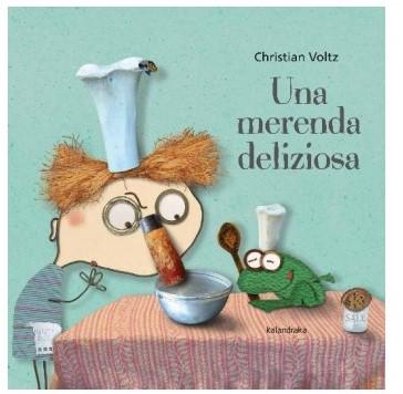 Una merenda deliziosa da leggere e da creare con i nostri bambini