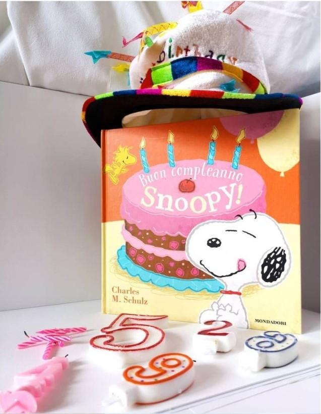 Gruppo di lettori: bibliografia sul Compleanno