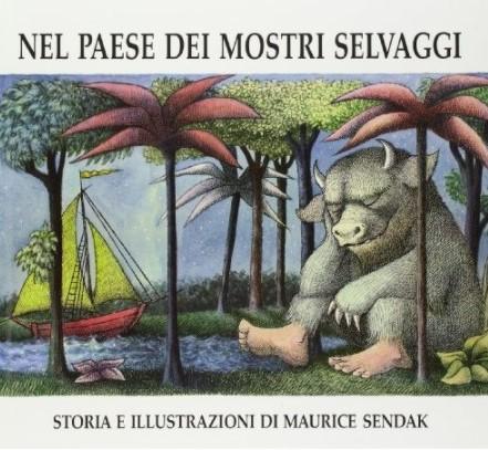Nel paese dei mostri selvaggi : tra le pieghe del libro