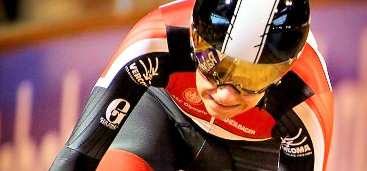 Goud voor Olympiaan Carolien van Herrikhuyzen