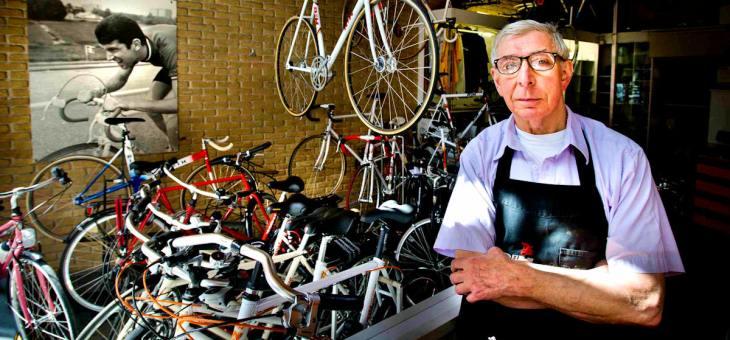 In memoriam: Wim van der Kaaij