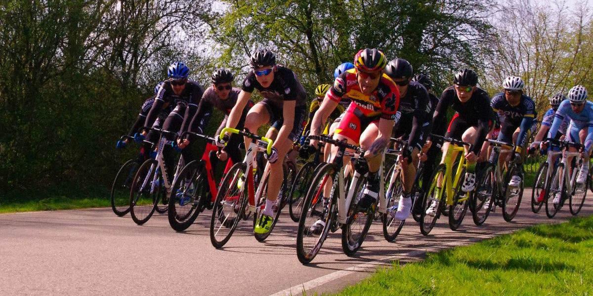 ASC Olympia - Terug naar de oertijd van het fietsen
