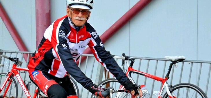 Piet van Heusden: de oude achtervolger en de tijd