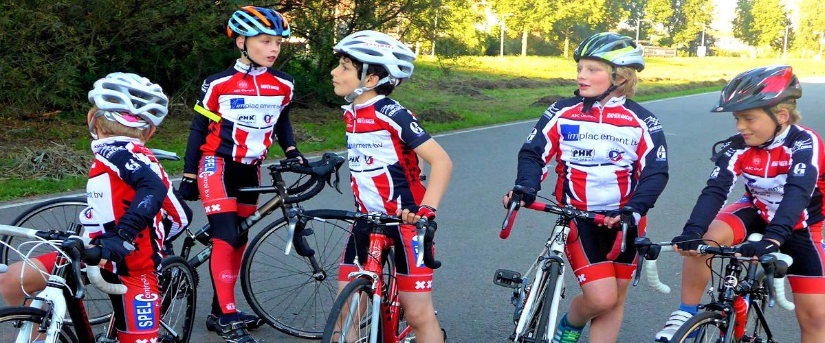 A.S.C. Olympia - Schooljeugd interesseren voor de wielersport