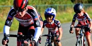 ASC Olympia: Jeugdwielrennen in Amsterdam