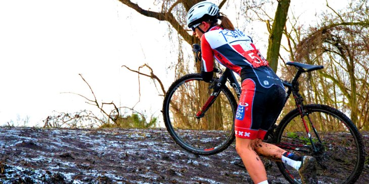ASC Olympia: mountainbiken & cyclocross in Amsterdam