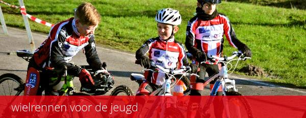 A.S.C. Olympia - Wielrennen voor de jeugd in Amsterdam