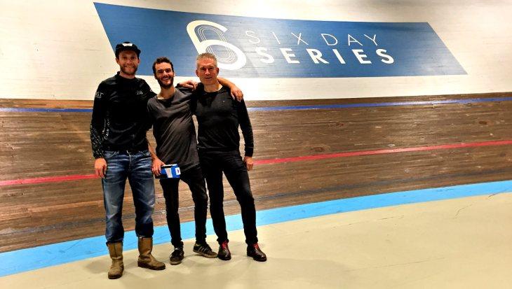 ASC Olympia - Amsterdamse Baan Competitie: de Eerste Ronde