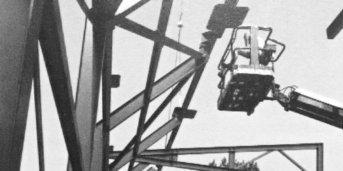 ASC Olympia - Eindelijk een dak op het Velodrome