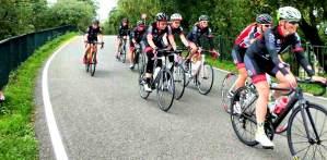 ASC Olympia - Women Racing: Fietsbelles Nóg Faster