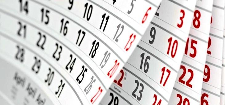Wielerkalender voor trainingen & wedstrijden
