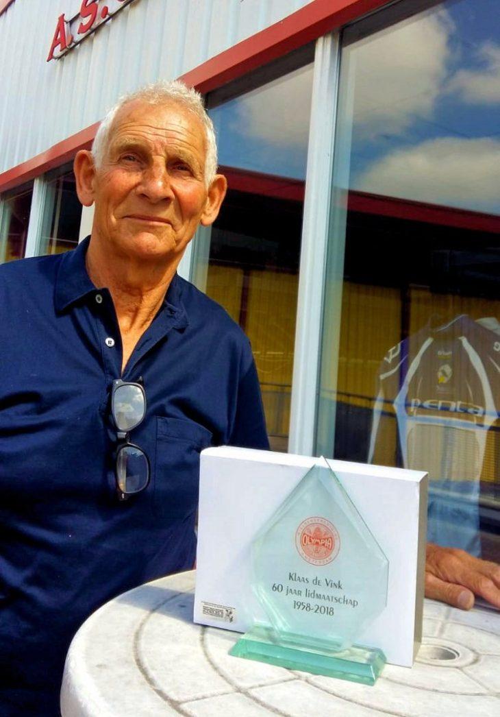 ASC Olympia - In het wiel van: Klaas de Vink