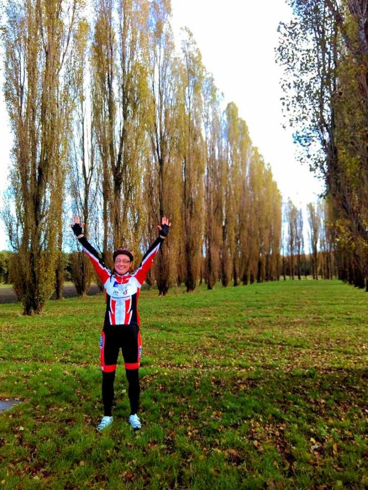 ASC Olympia - In het wiel van: Annemie Ploeger