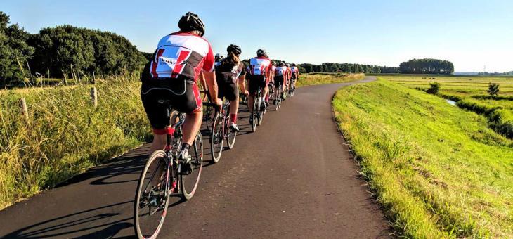 Nieuw initiatief: Routiers Cycling Club