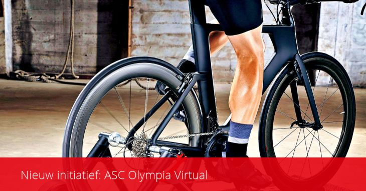 ASC Olympia - Nieuw Initiatief: ASC Olympia Virtual