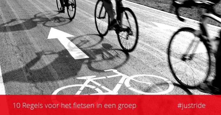 ASC Olympia - Routiers Cycling Club | 10 regels voor het fietsen in een groep