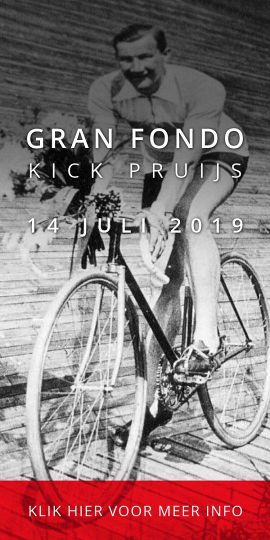 ASC Olympia - Gran Fondo Kick Pruijs 2019 Advertentie 1