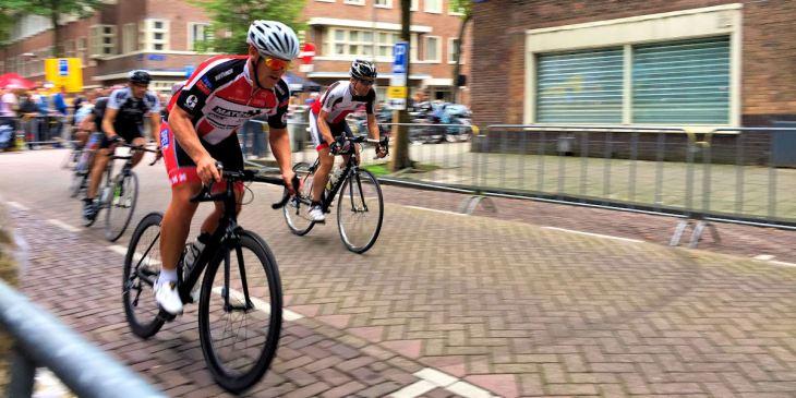 ASC Olympia - Wielrennen in Amsterdam
