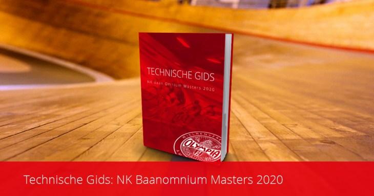 ASC Olympia - Nederlands Kampioenschap Baanomnium Masters 2020 Technische Gids