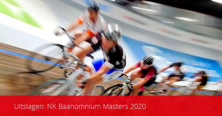 ASC Olympia - Nederlands Kampioenschap Baanomnium Masters 2020 Uitslagen