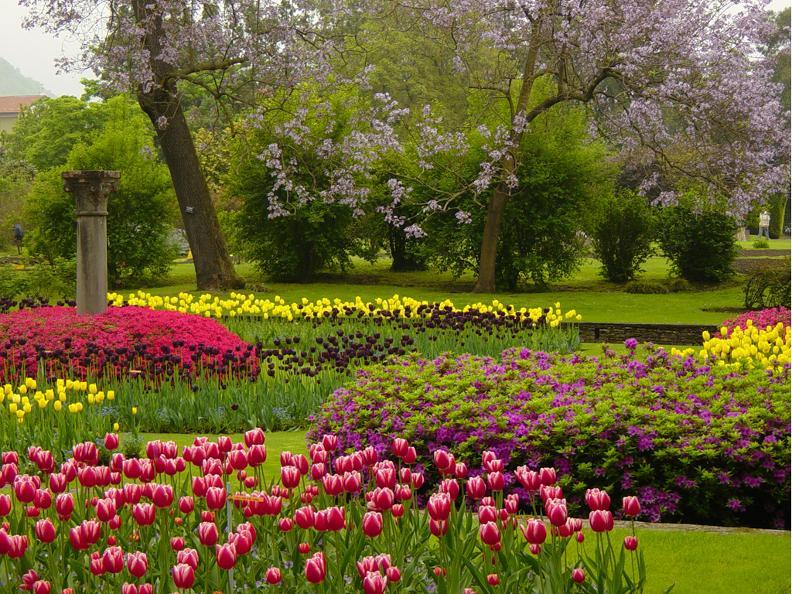 Giardini Botanici di Villa Taranto  AsconaLocarno