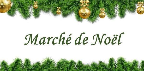 Marché de Noël : Mardi 3 décembre 2019