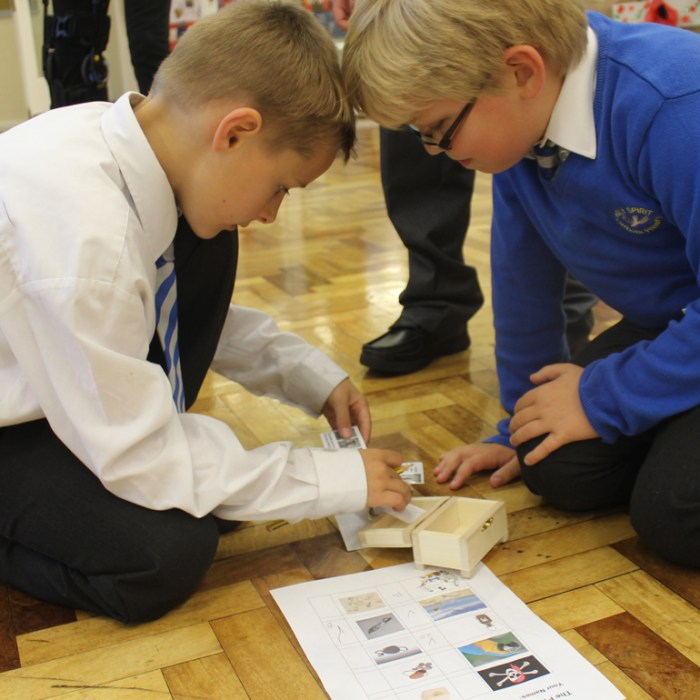 Creative Maths Workshops for Primary Schools
