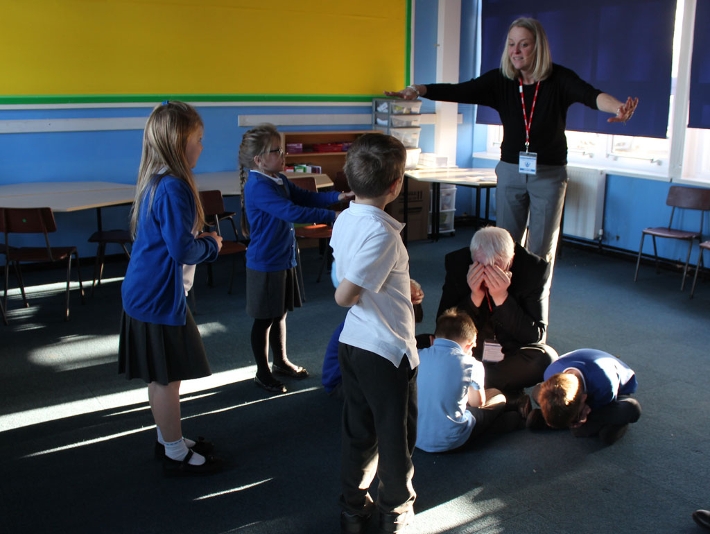 Physical Fitness Tied To Kids Academic >> Shakespeare Workshops For Schools Ks1 Ks4 The Play S